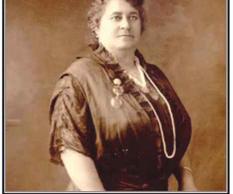The Visionary Maggie Walker:  Nation's 1st Woman Bank President