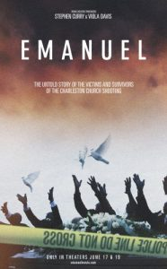 June 17 and June 19 Documentary on Emanuel A.M.E. Shootings  In Theaters