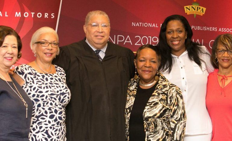 NJG Publisher Among Newly Elected Black Press Officers