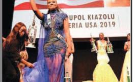HU Student Crowned  Miss Liberia USA  In Philadelphia