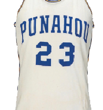 Obama's HS Jersey Sells For $120,000