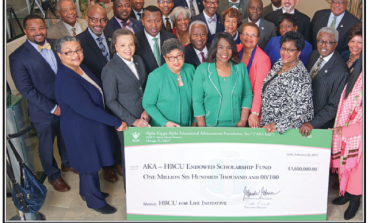 AKA Raises $1M For HBCUs In One Day Pledges Support For Black Press