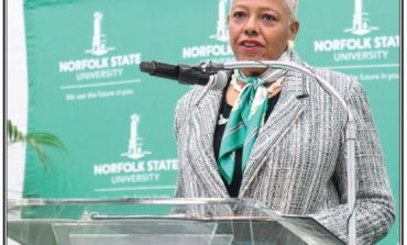"""They Call Her """"Dr. J""""- Meet NSU's New President"""