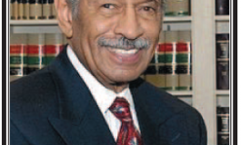 Former Cong. John Conyers, Jr.  Has Died; Was CBC Co-Founder