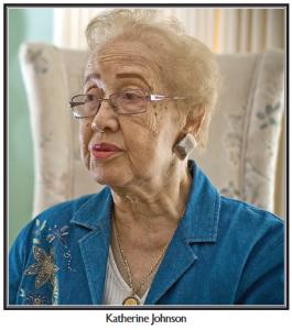 'Hidden Figure' Katherine Johnson Turns 101