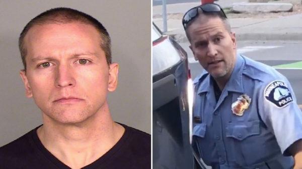 Minneapolis Police Officer Derek Chauvin