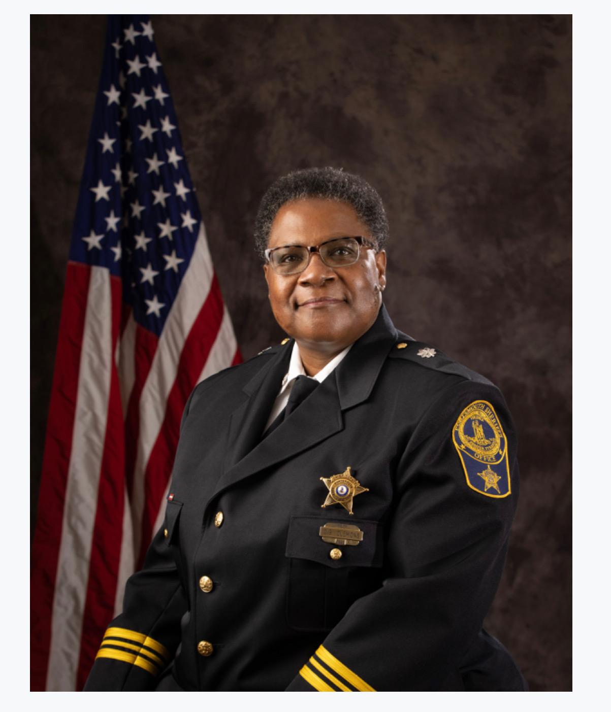 Lt. Col. Dorothy Dildy-Clemons