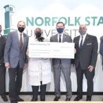 Bank of America Donates $100,000 To NSU